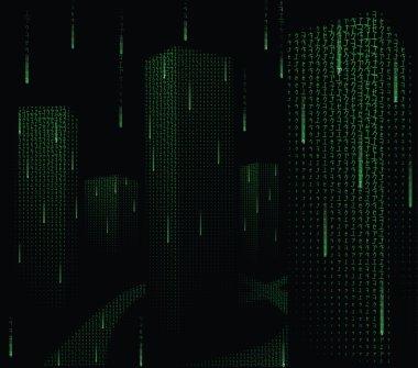 Matrix city