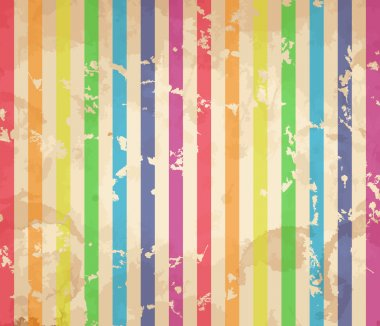 Colored stripes background.