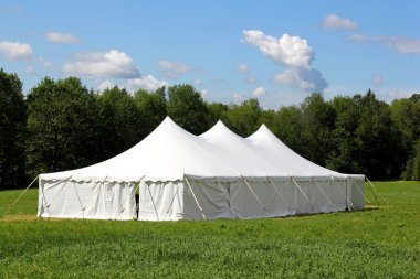 Large wedding or events tent
