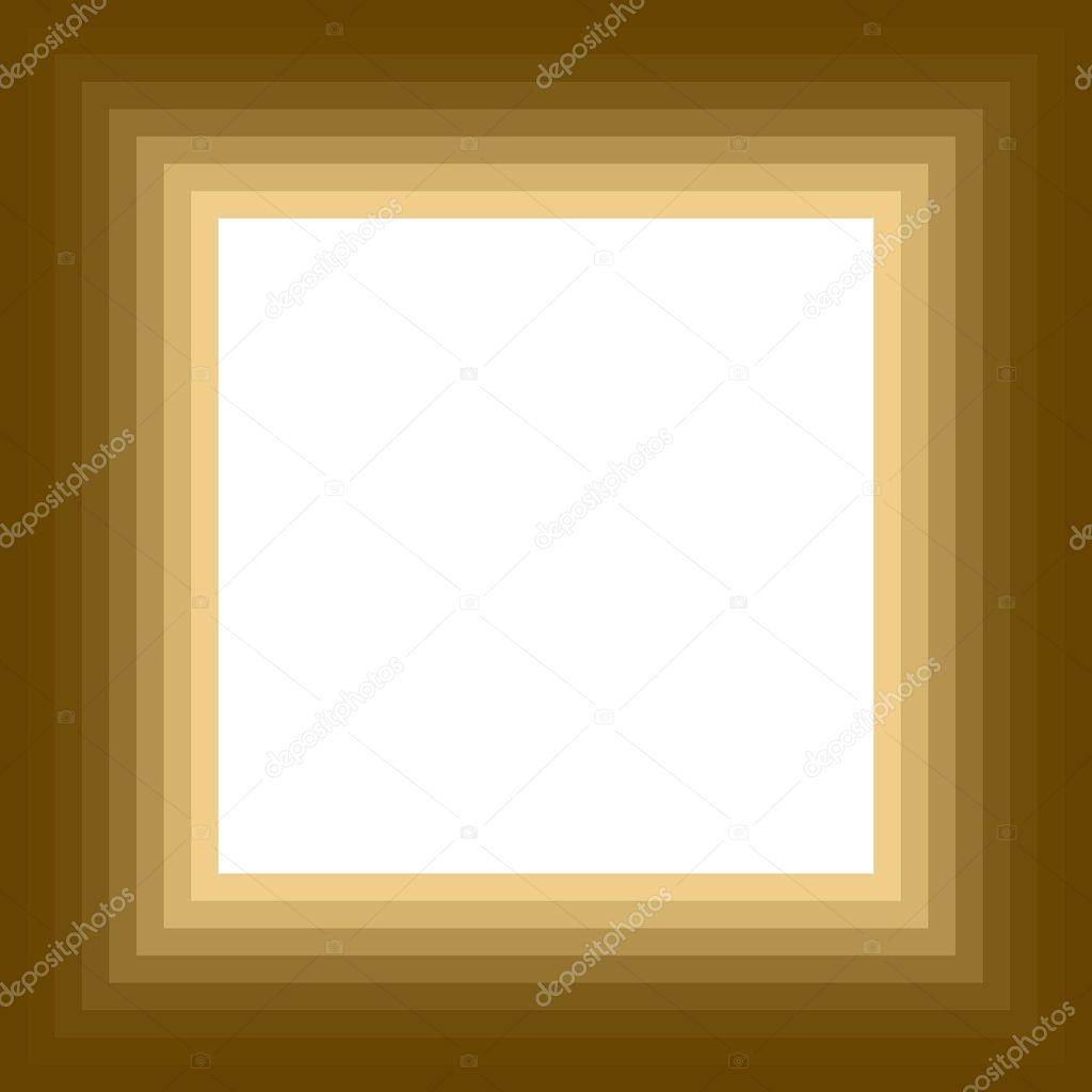 Quadrat gold Vorlage — Stockfoto © mgs999 #9788508