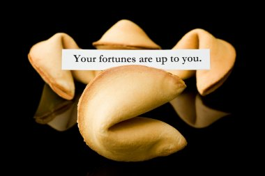 Fortune cookie: