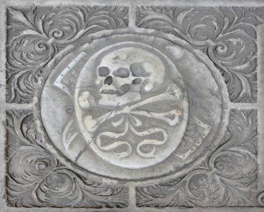 Medieval Italian Crypt