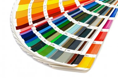 Color palette extended