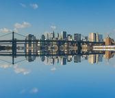Fotografie Panorama of manhattan, new york