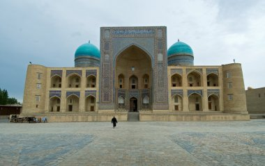 Miri-arab madrasah, Bukhara, Uzbekistan