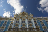 Katherine palác, tzarskoe selo (Puškin), Rusko
