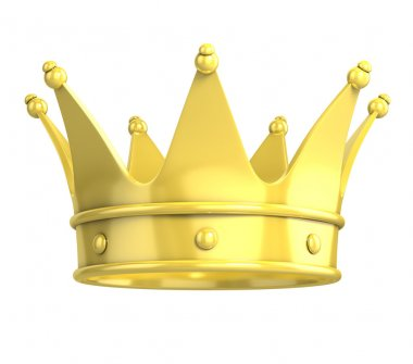 Golden crown