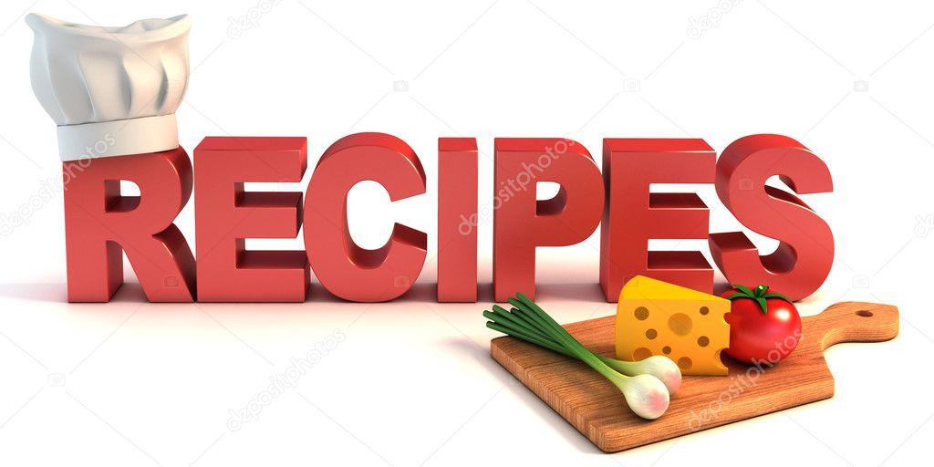 sfondo per ricette, consigli di cucina, menù — Foto Stock © koya979 ...