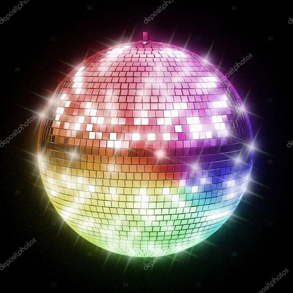 Immagini Palla Da Discoteca.Palla Da Discoteca Colorato Foto Stock C Koya979 9656365