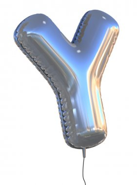 Letter Y balloon