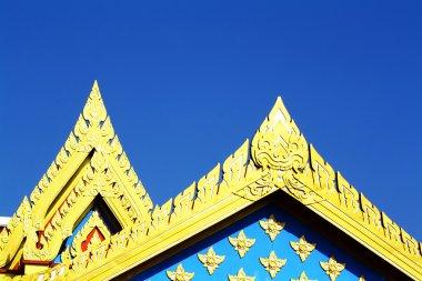 Thai art Phra Men, Bangkok, Thailand.