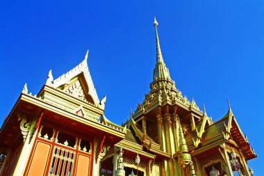 The Royal Crematorium (Phra Men) At Bangkok Thailand