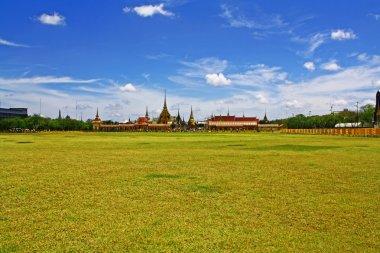 The Royal Crematorium (Phra Men) at Sanam Luang
