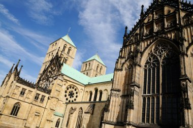 Cathedral in Muenster, Germany
