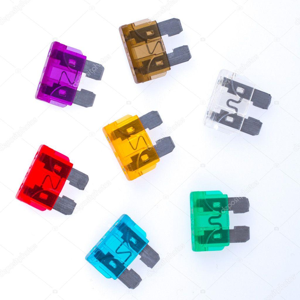 Arbeitsspeicher Slots Verschiedene Farben