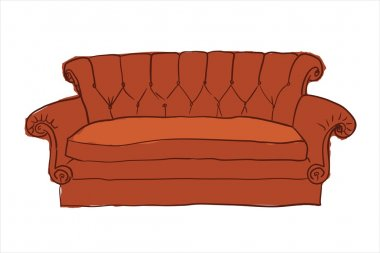 Friends sofa