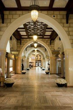 Perspective Hallway
