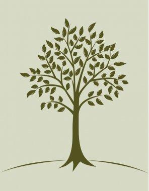 Tree - vector illustration