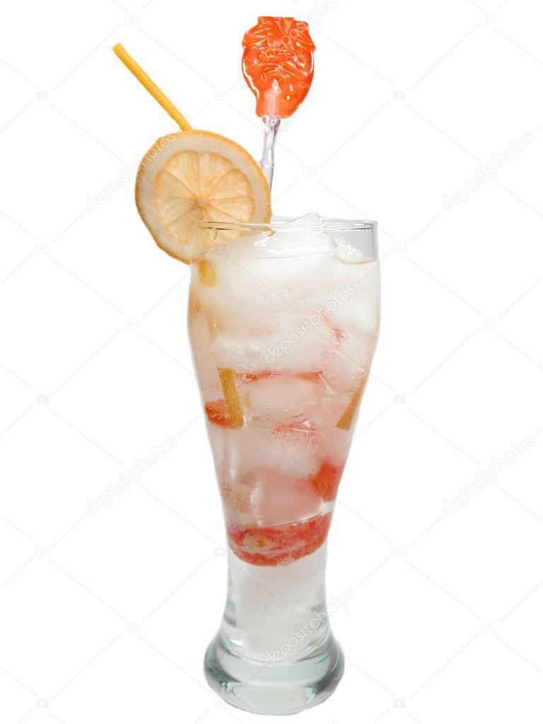 Dondurmalı Tropik Kokteyl