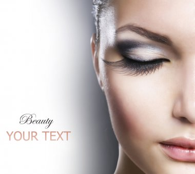 Beautiful Fashion Luxury Makeup