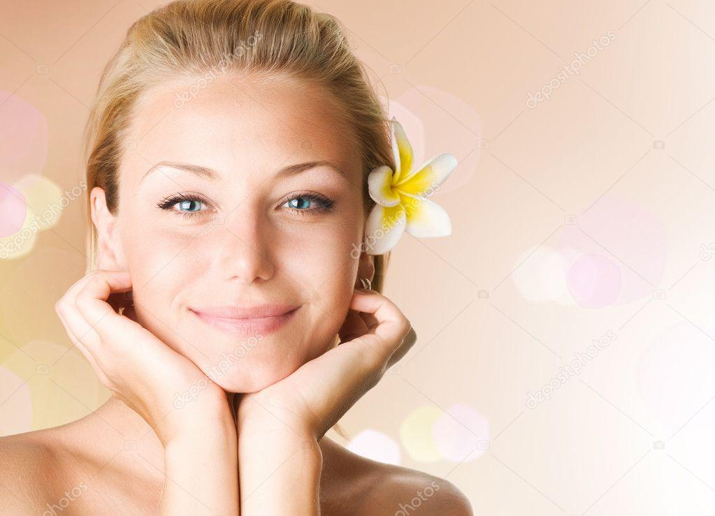 Beautiful Girl Face