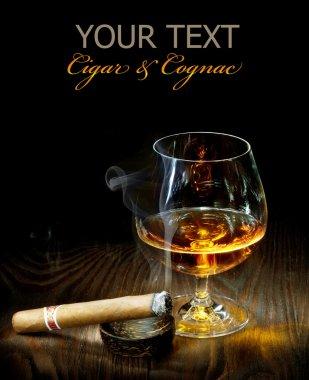 Cigar And Cognac