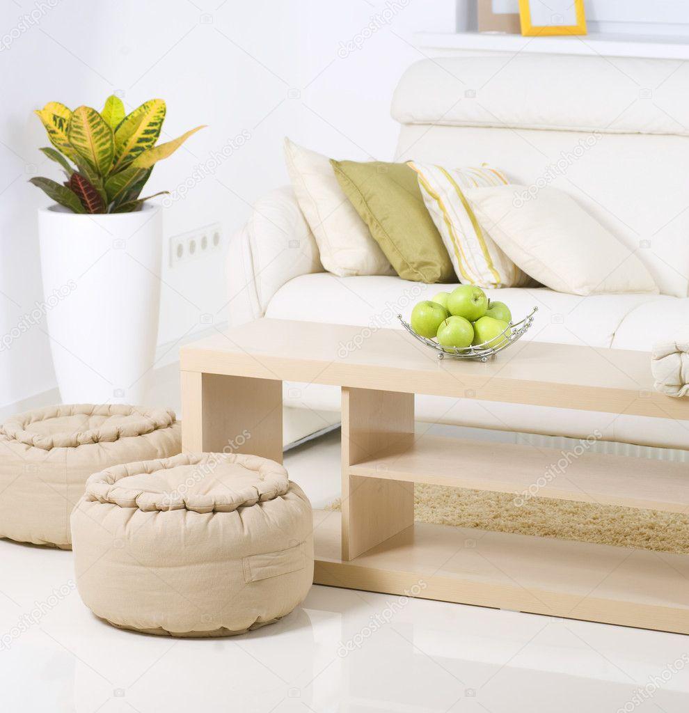 Interni moderni soggiorno foto stock for Soggiorno foto