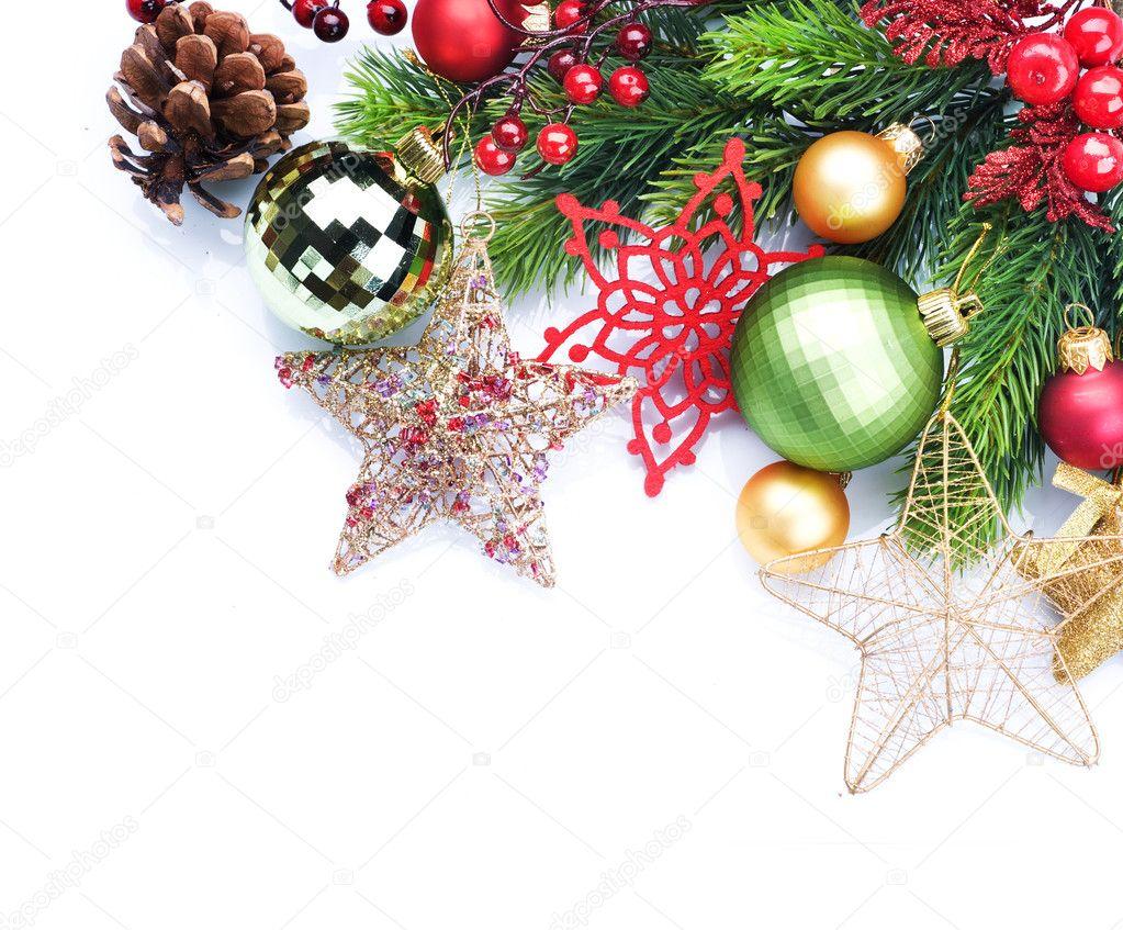 Fancy Christmas Tree Decorations