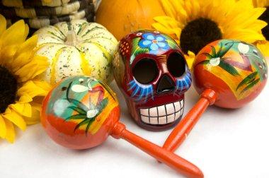 Dia De Los Muertos - Day of The Dead Alter