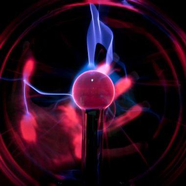 Red & Blue Plasma Balle