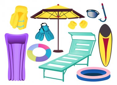 Things for the beach