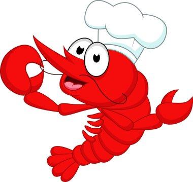 Shrimp chef