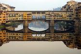 Fotografie Starý most ve Florencii
