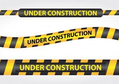 Under construction vector set