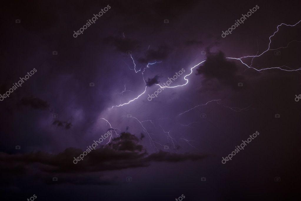 Cloudy Lightning