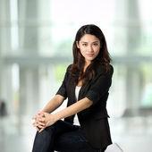 Photo Asian Businesswoman