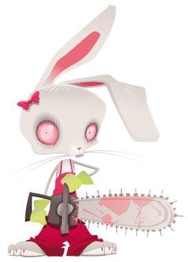 Horror bunny.