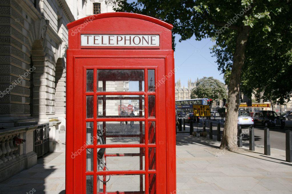 Foto Cabina Telefonica Di Londra : Cabina telefonica rossa di londra u foto stock anizza