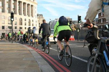 London's bicycle sharing scheme