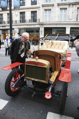 London to Brighton Veteran Car Run