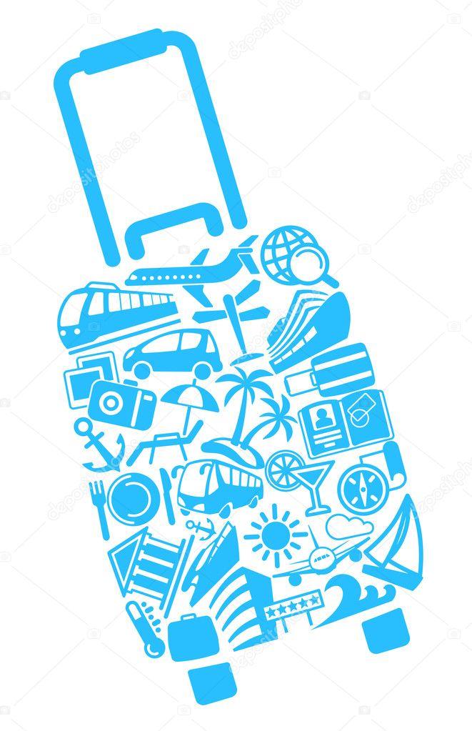 Symbols of tourism