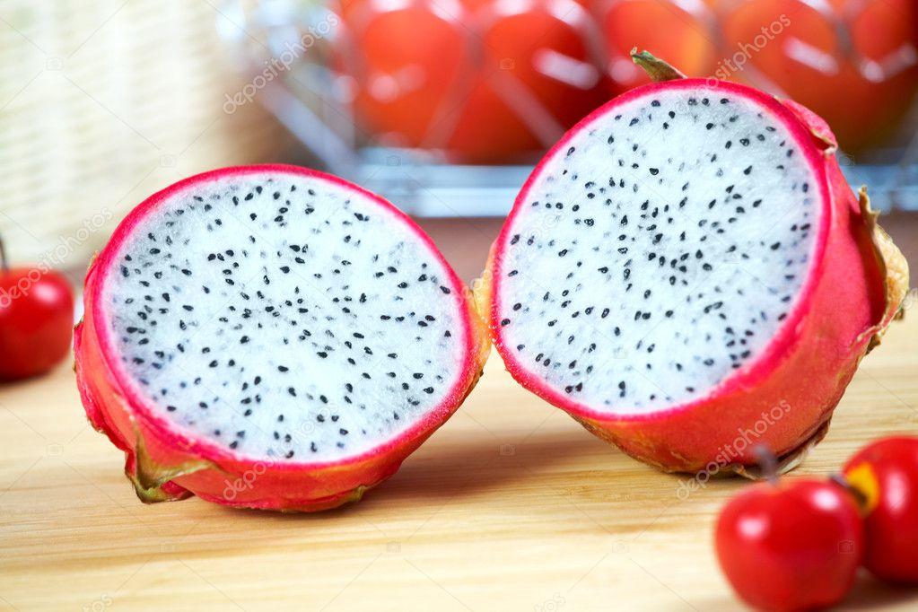 Pitaya Fruta Pitahaya O Dragon Fotos De Stock C Amaviael 9728664
