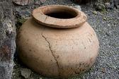 Jar in Pompeii