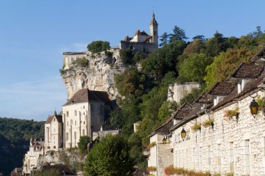 Medieval village of Rocamadour