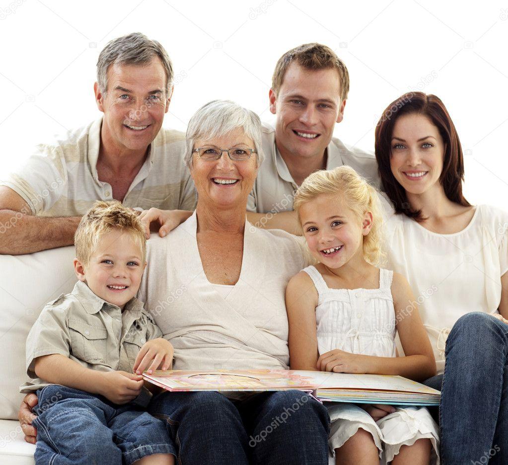 Взрослое Семейное