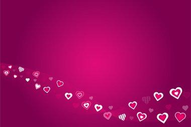 Valentine Background Illustration clip art vector