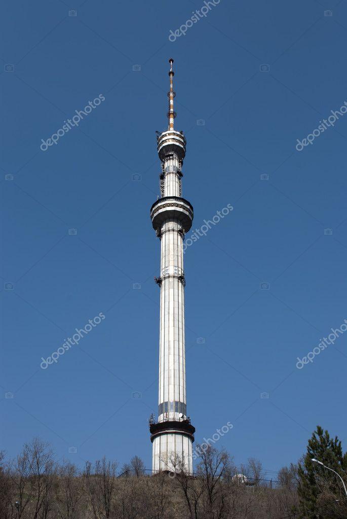 アルマアタ タワー — ストック写...