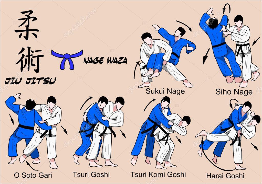 jiu jitsu tecnicas