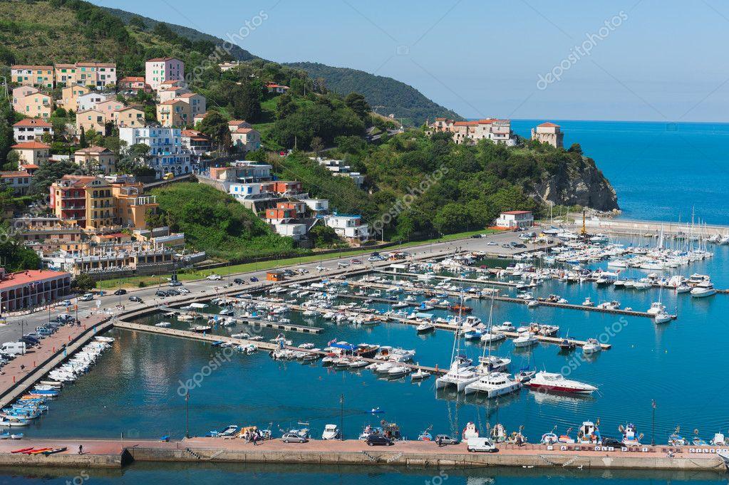 Port of Agropoli — Stock Photo © robangel69 #10720788