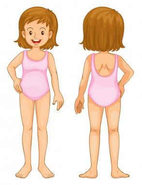 Body part anatomy
